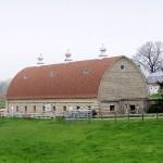 Barn, Wagner Township