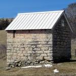 Smokehouse, Cox Creek Township