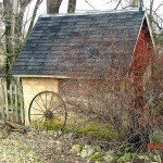 Outbuilding, Cox Creek Township