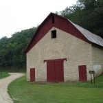 Livery Stable, Motor Mill County Park ,Galaxy Rd., Read Township