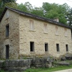 Cooperage, Motor Mill County Park ,Galaxy Rd., Read Township