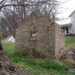 House in ruins, Boardman Township
