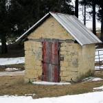 Outbuilding/Smokehouse, Volga Township
