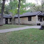 Store/Meeting Hall, Pikes Peak State Park, Pikes Peak Road, Mendon Township