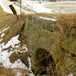 Culvert, near 25973 Kayak Rd., Farmersburg Township