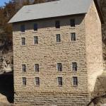 Motor Mill, Motor Mill County Park, Galaxy Rd., Read Township