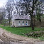 Schoolhouse, Basswood Ave., Marion Township