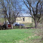 Outbuilding-grain storage, Marion Township