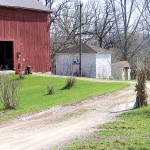 Outbuilding, Marion Township