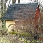 Outbuilding, Cox Creek Township