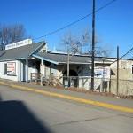 Commercial Building, 431 S. River Park Drive, Guttenberg, Jefferson Township