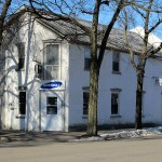 Commercial Building and Residence, 310 S. 1st St., Guttenberg, Jefferson township