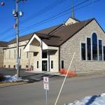 Church, 203 Pearl St. Guttenberg, Jefferson Township