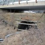 Stone Arch Bridge, 500 feet east of 26341 Iris Rd. Garnavillo Township