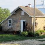 Living Quarters and Smokehouse, Garnavillo Township