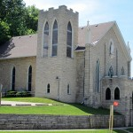 Church, 311 7th St., McGregor, IA., Mendon Township