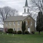 Ceres Church, 1858, U.S. Highway 52 S., Garnavillo Township, Clayton County Iowa