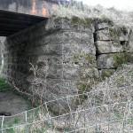 Bridge Abutments, South Cedar Creek and Jasmine Rd., Garnavillo Township