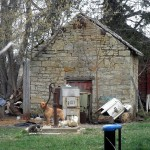 Outbuilding/Smokehouse, Jefferson Township