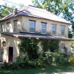 Old Rock Schoolhouse 202 Washington, DEMOLISHED, SUMMER 2016