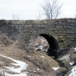 Keystone Arch Bridge, Harbor Road, 200 feet east of 27023 250th, Read Township